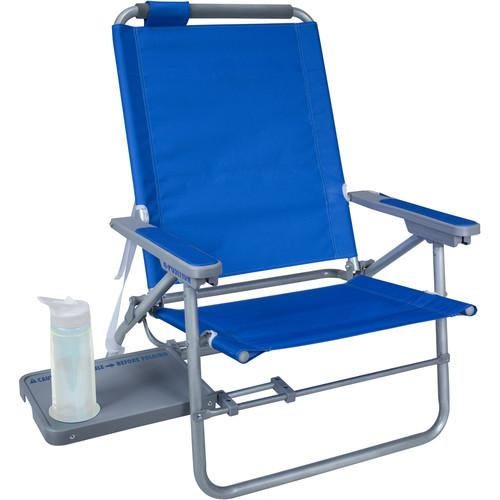 GCI Outdoor Big Surf with Slide Table Beach Chair 62083