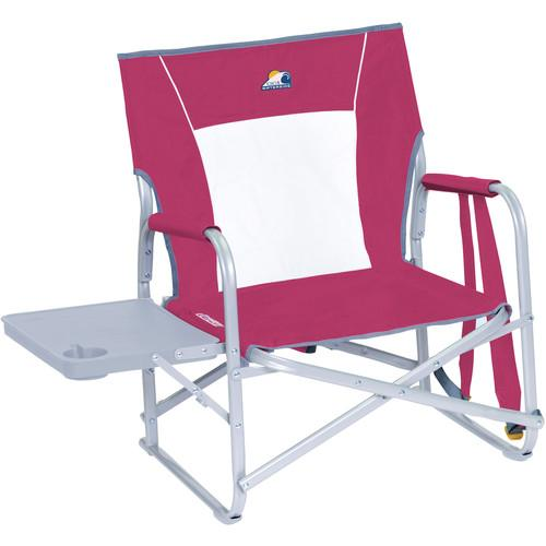 GCI Outdoor SLIM-FOLD Beach Chair (Beach Berry) 65090