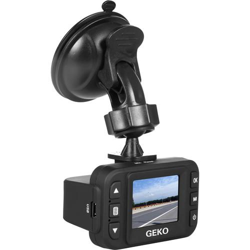 GEKO  E100 1080p Dash Camera with DVR E1008G