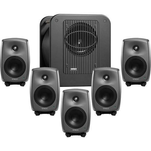 Genelec 8330 5.1 Surround Sound System 8330.LSE SURROUND SAM