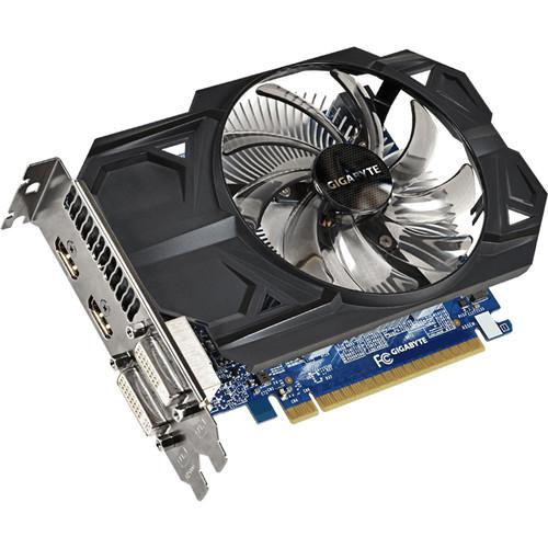 Gigabyte GeForce GTX 750 Ti Ultra Durable 2 Series GV-N75TOC-1GI