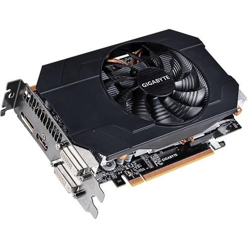 Gigabyte GeForce GTX 960 MINI Gaming Graphics GV-N960IXOC-4GD