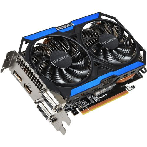 Gigabyte GeForce GTX 960 WINDFORCE 2X Graphics Card