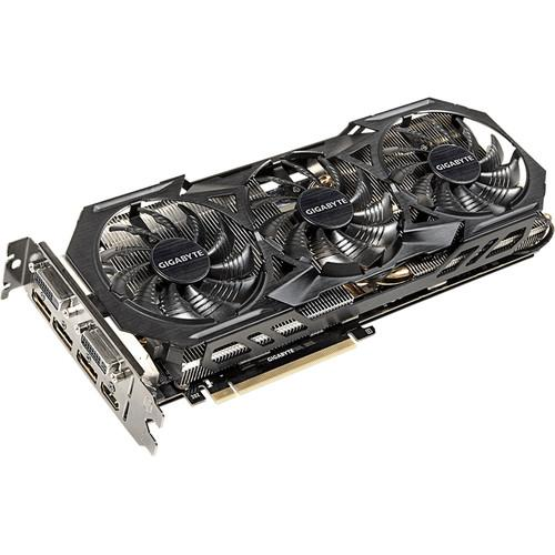 Gigabyte GeForce GTX 980 Ti WINDFORCE 3X GV-N98TWF3OC-6GD