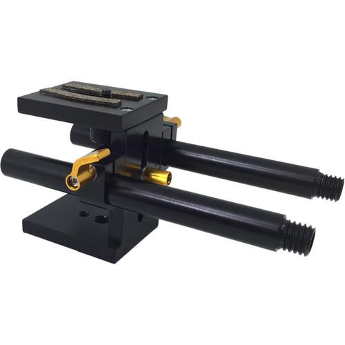 Glide Gear 15mm Rod Support System with Riser Mount RR 100
