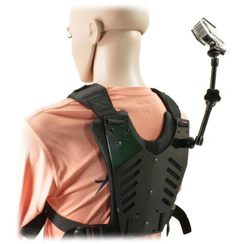 Glide Gear  Medusa GoPro Body Harness MED 100