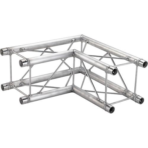 Global Truss 2-Way 90&deg Corner for F24 Square SQ-F24-C21