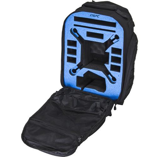 Go Professional Cases Backpack for DJI GPC-DJI-P3-BP-BLK-S