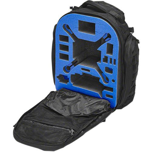 Go Professional Cases Backpack for DJI XB-DJI-P2-BP-BLK-S