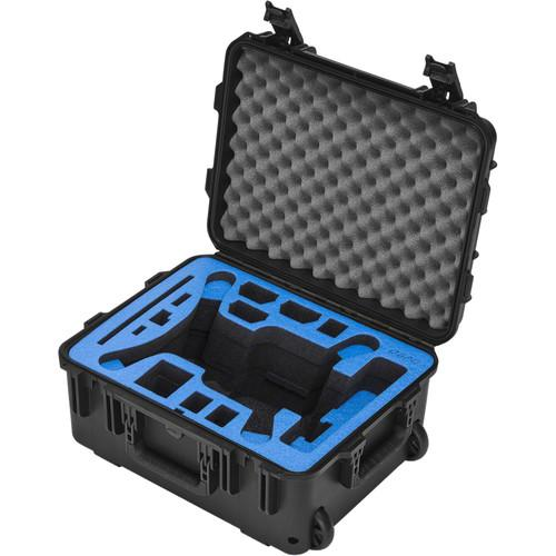 Go Professional Cases Wheeled Hard Case for 3D GPC-SOLO-1-W