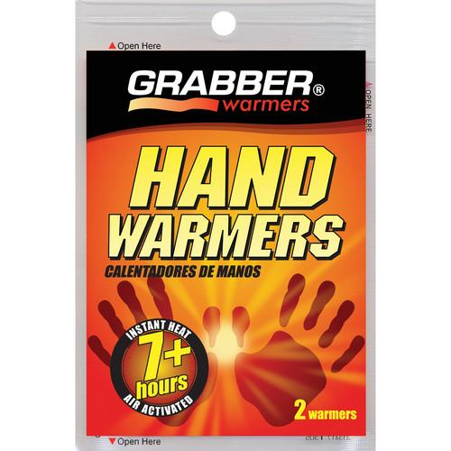 Grabber Mini Hand Warmers - Single-Use Air-Activated Heat HWES