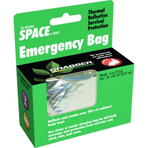 Grabber  Space Emergency Bag 6913SBEB