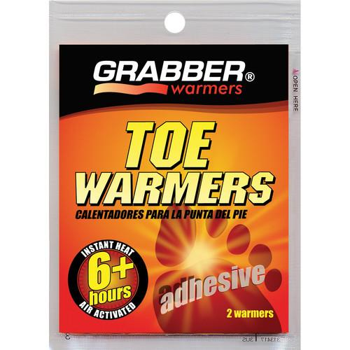 Grabber Toe Warmers - Single-Use Air-Activated Heat Packs TWES