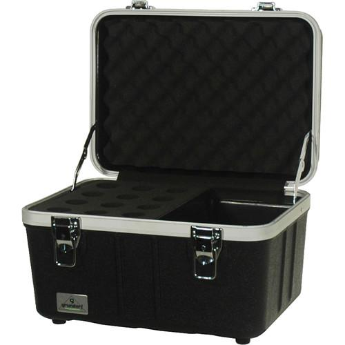 Grundorf ABS Series Microphone Case (12 Microphones) 152456