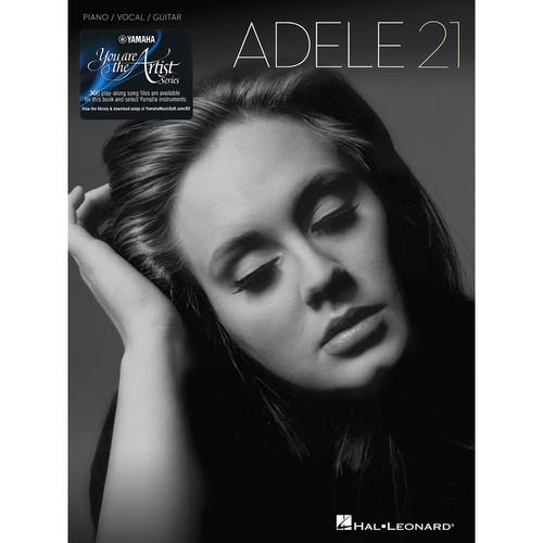 Hal Leonard Adele - 21 with Yamaha You Are the Artist XG 143572