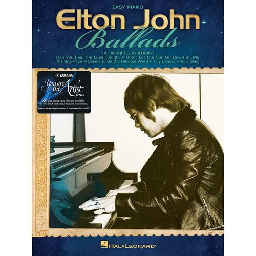 Hal Leonard Elton John - Ballads with Yamaha You Are 143576