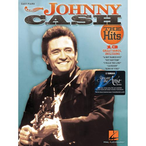Hal Leonard Johnny Cash - The Hits with Yamaha You Are 143573