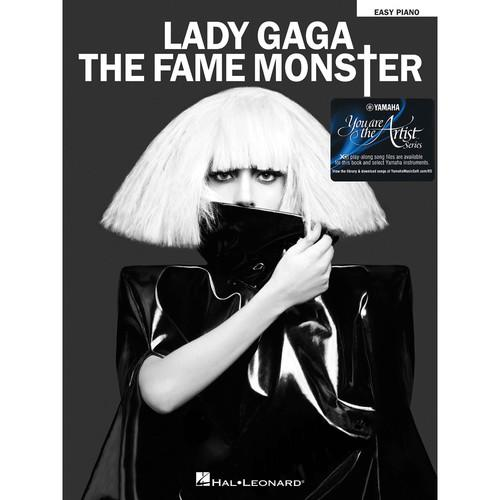 Hal Leonard Lady Gaga - The Fame Monster with Yamaha You 143575