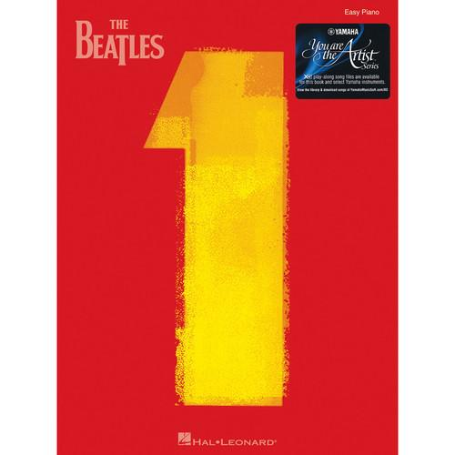 Hal Leonard The Beatles - 1 with Yamaha You Are 144493