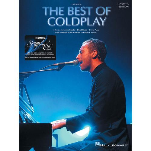 Hal Leonard The Best of Coldplay for Easy Piano 143574