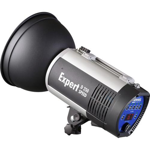 Hensel  Expert D 250 Speed Monolight 8390