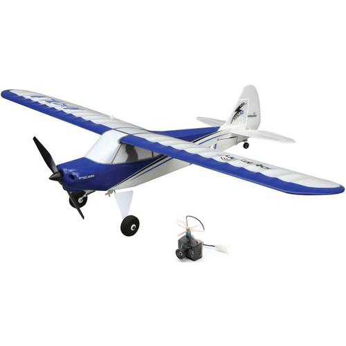 HobbyZone Sport Cub S with UM FPV Transmitter and HBZ4480VA