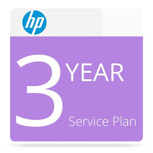 HP 3-Year Next Business Day Hardware Support Exchange UP871E