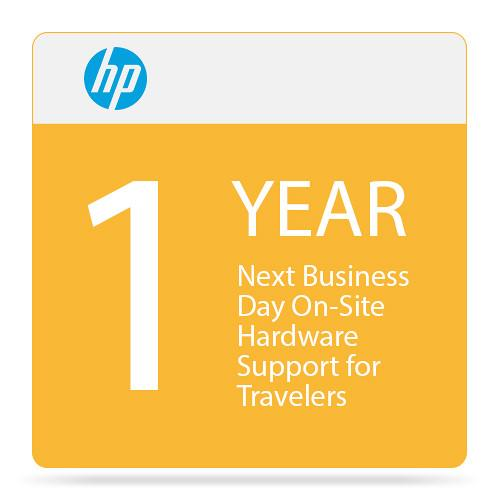 HP Next Business Day On-Site Hardware Support UG838E