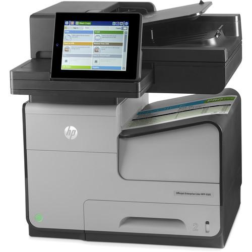 HP Officejet Enterprise X585dn Color All-in-One B5L04A#BGJ