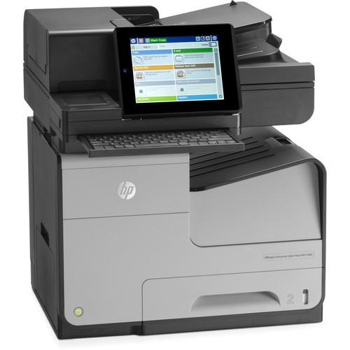 HP Officejet Enterprise X585z Color Flow All-in-One B5L06A#BGJ