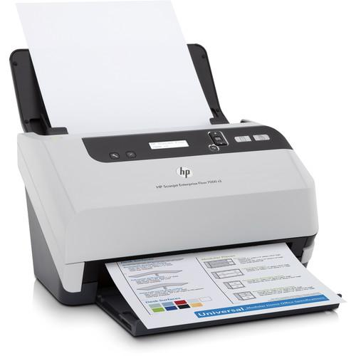 HP Scanjet Enterprise Flow 7000 s2 Sheet-Feed Scanner L2730B#BGJ