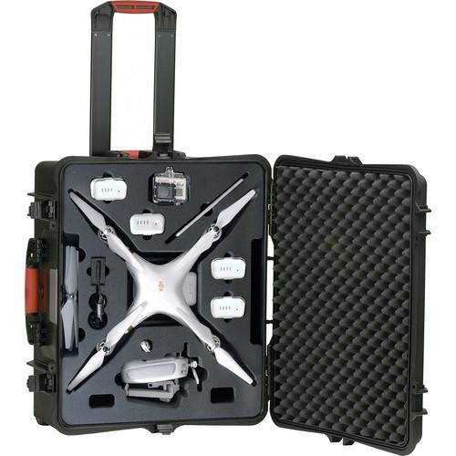 HPRC HPRC2700WPHA3 Wheeled Hard Case for DJI HPRC2700WPHA3