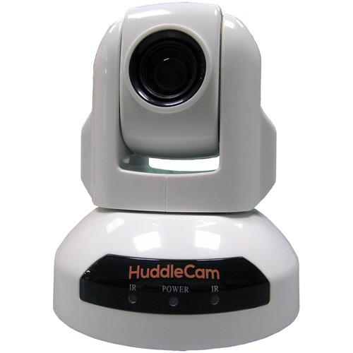 HuddleCamHD 2.1MP 10x 720p Indoor USB 2.0 PTZ HC10X-720-WH