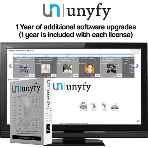 HuddleCamHD One-Year Support and Maintenance for Unyfy UNYFY-1-M