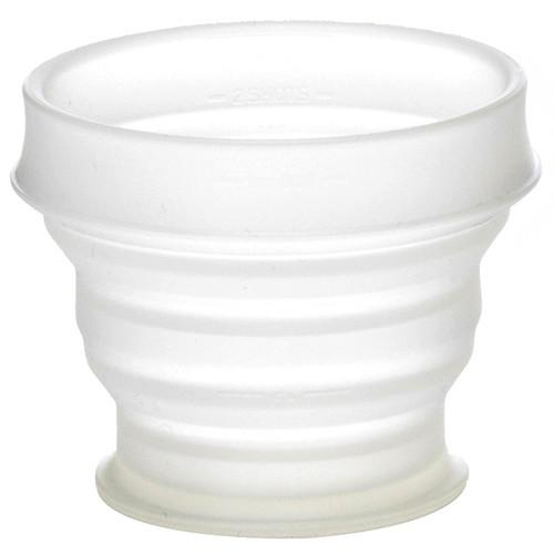 HUMANGEAR Large Collapsible GoCup (8 fl oz, Clear) HG-0320