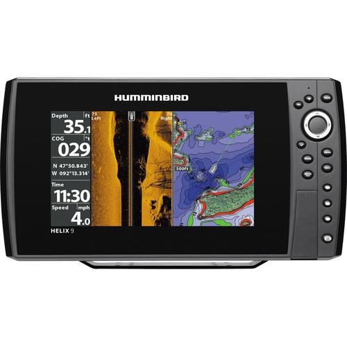 User manual Humminbird Helix 9 SI GPS Fishfinder 409950-1