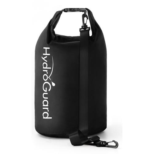 HydroGuard Water-Resistant 20L Dry Bag (Black) 250380