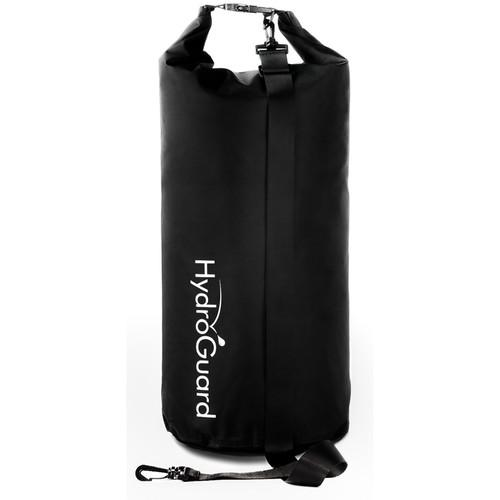 HydroGuard Water-Resistant 30L Dry Bag (Black) 250381