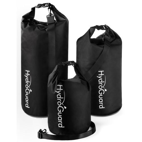 HydroGuard Water-Resistant Dry Bag IPX6 10L/20L/30L Combo 250382