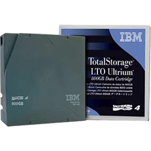 IBM LTO Ultrium 4 Data Cartridge with Label (800/1600GB) 95P4437