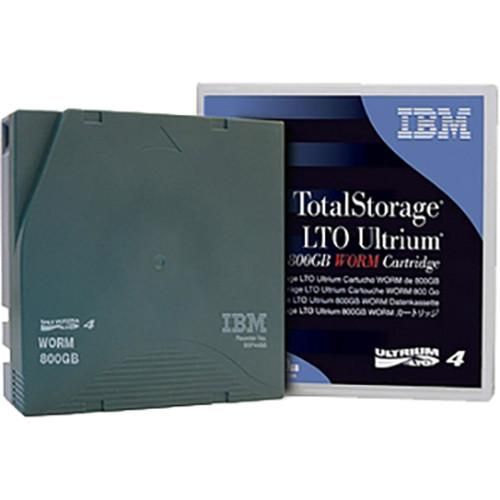 IBM LTO Ultrium 4 WORM Data Cartridge (800/1600GB) 95P4450