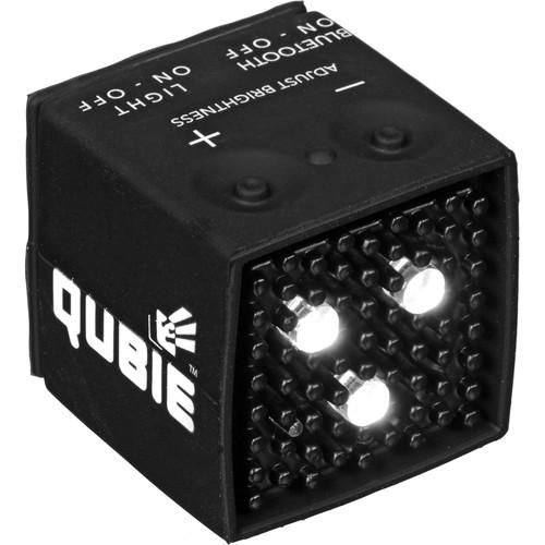 IC One Two The Qubie - Micro LED Strobe and Video ICQB-BLK-V01