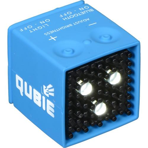 IC One Two The Qubie - Micro LED Strobe and Video ICQB-BLU-V01
