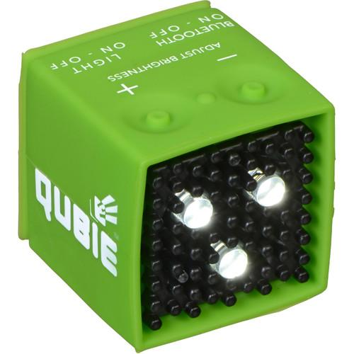 IC One Two The Qubie - Micro LED Strobe and Video ICQB-GRN-V01