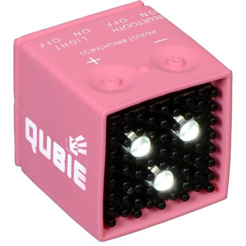 IC One Two The Qubie - Micro LED Strobe and Video ICQB-PNK-V01