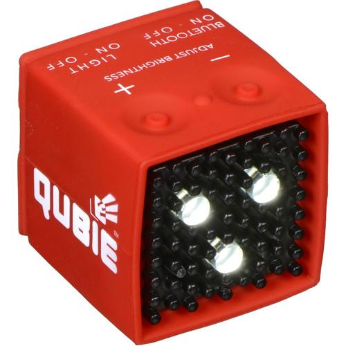 IC One Two The Qubie - Micro LED Strobe and Video ICQB-RED-V01
