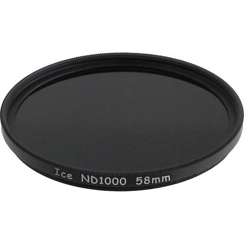 Ice 58mm Ice ND1000 Solid Neutral Density 3.0 ICE-ND1000-58