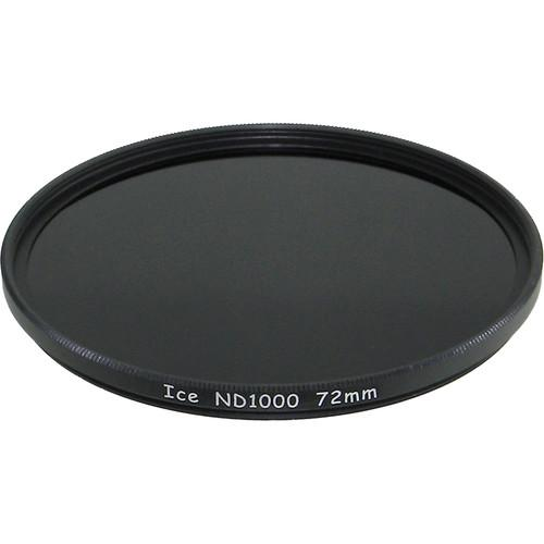 Ice 72mm Ice ND1000 Solid Neutral Density 3.0 ICE-ND1000-72