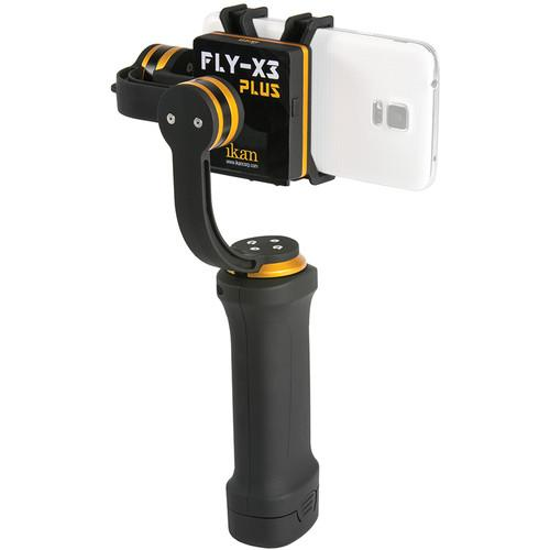 ikan FLY-X3-Plus 3-Axis Smartphone Gimbal Stabilizer and Extra