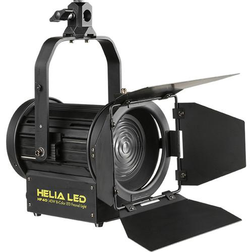 ikan  Helia 40W Bi-Color LED Fresnel Light HF40